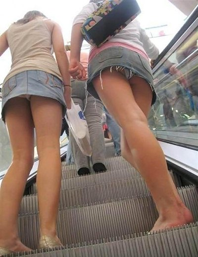 Up skirt girls
